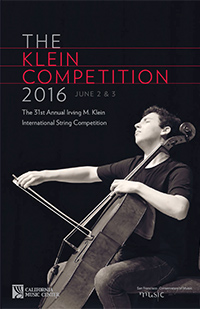 2016 Klein Competition Program